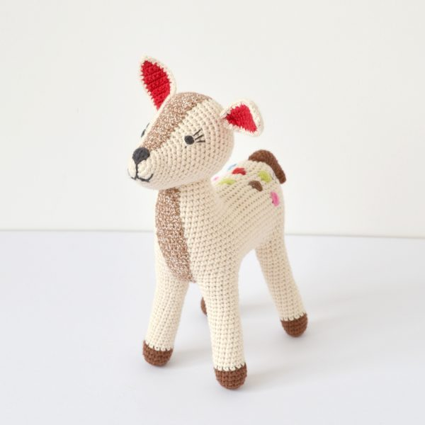 Crocheted Bambi