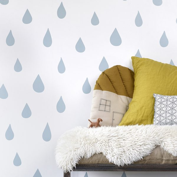 hibou-home-raindrops-iceblue