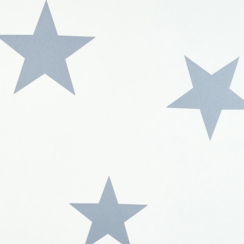 blue stars wallpaper