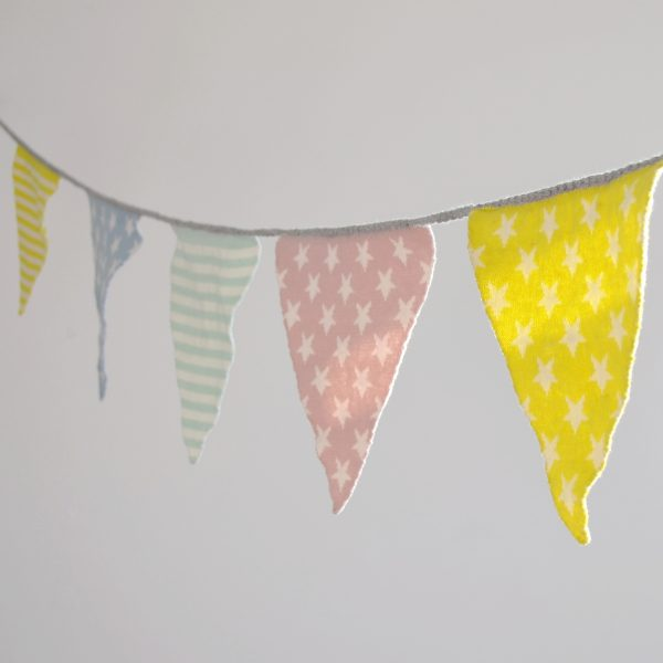 Bloomingville cotton bunting