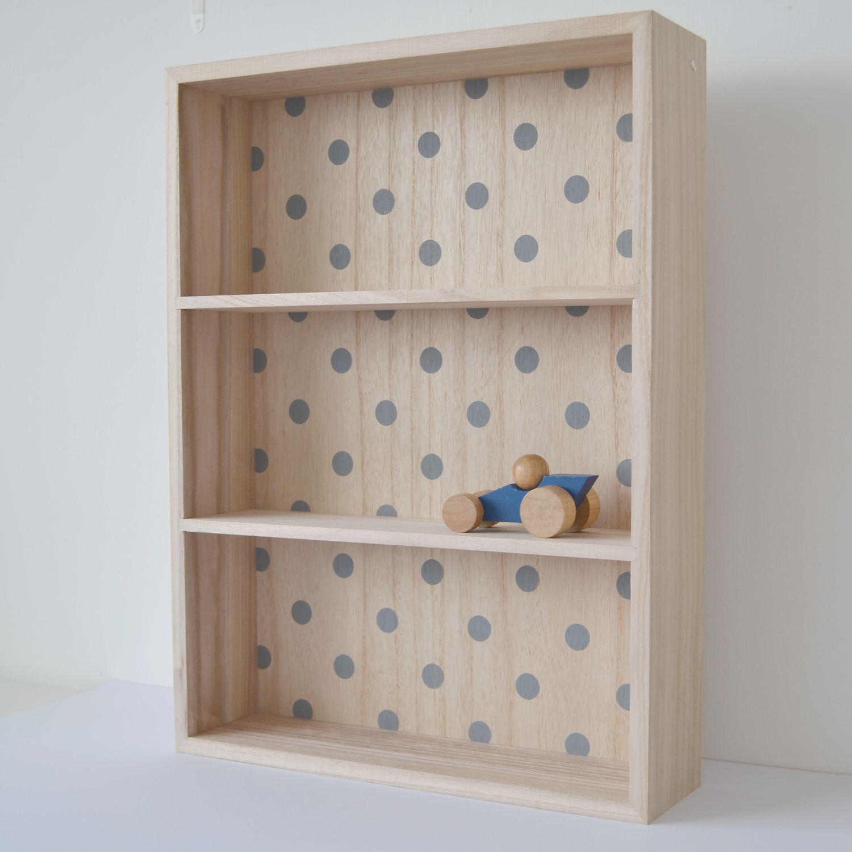 dotty shelf angled