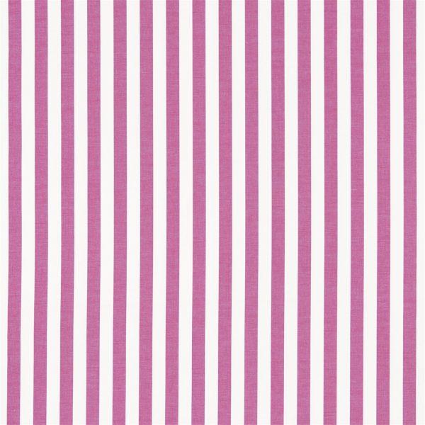 Harlequin Mimi stripe raspberry