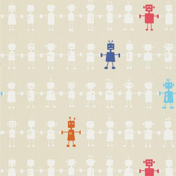 Reggie Robot neutral wallpaper