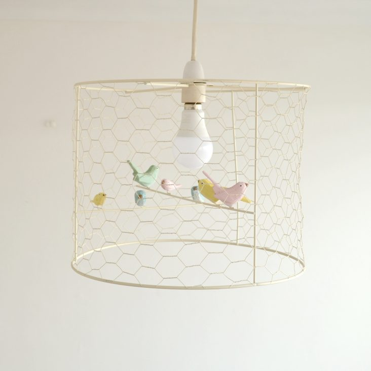 birdcage lampshade
