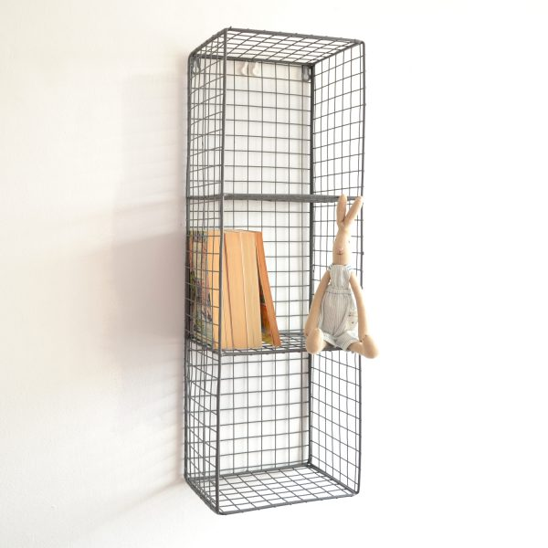 Medium wire shelf