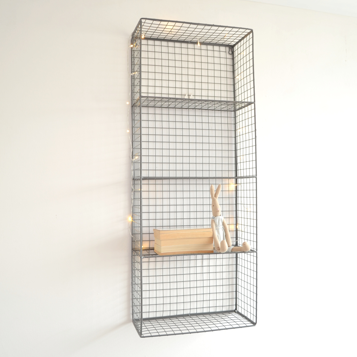 Large wire shelf