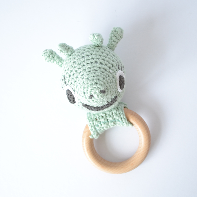 giraffe rattle from Littlephant