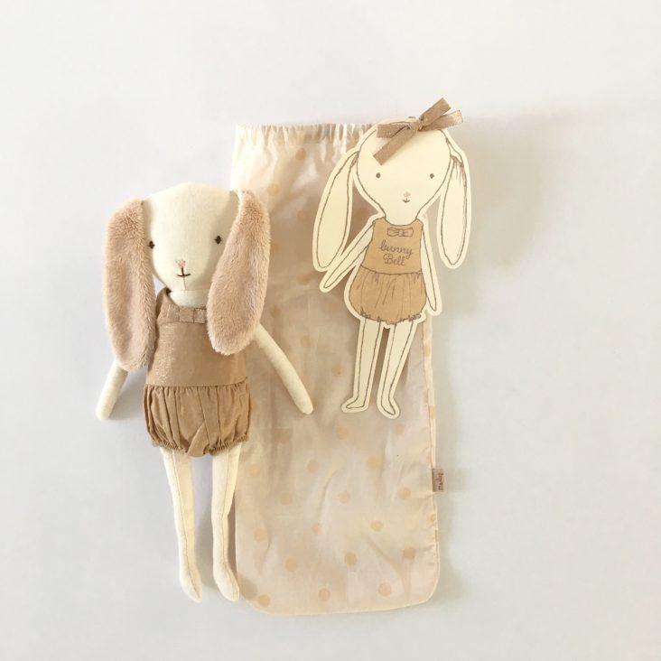 maileg soft bunny toy
