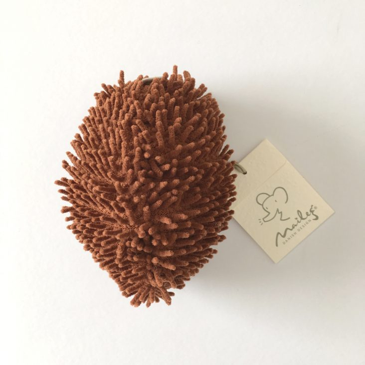 Maileg hedgehog ball