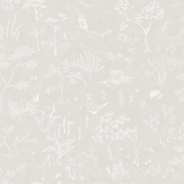 Sandberg Hollie wallpaper in beige