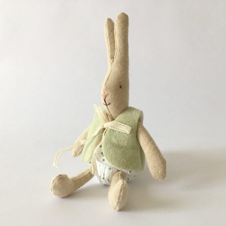 Maileg baby rabbit in nappy