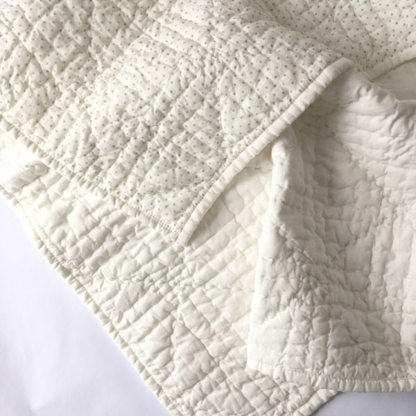 softest cotton quilt for baby