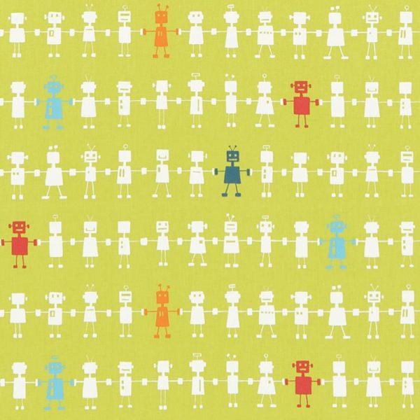 Harlequin Reggie Robot Fabric