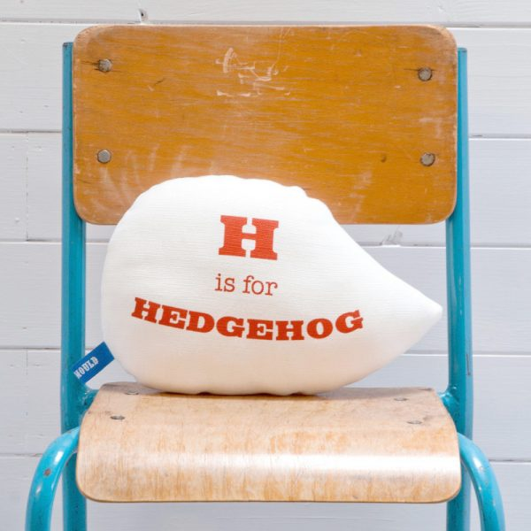 Robin&Mould Hedgehog Cushion