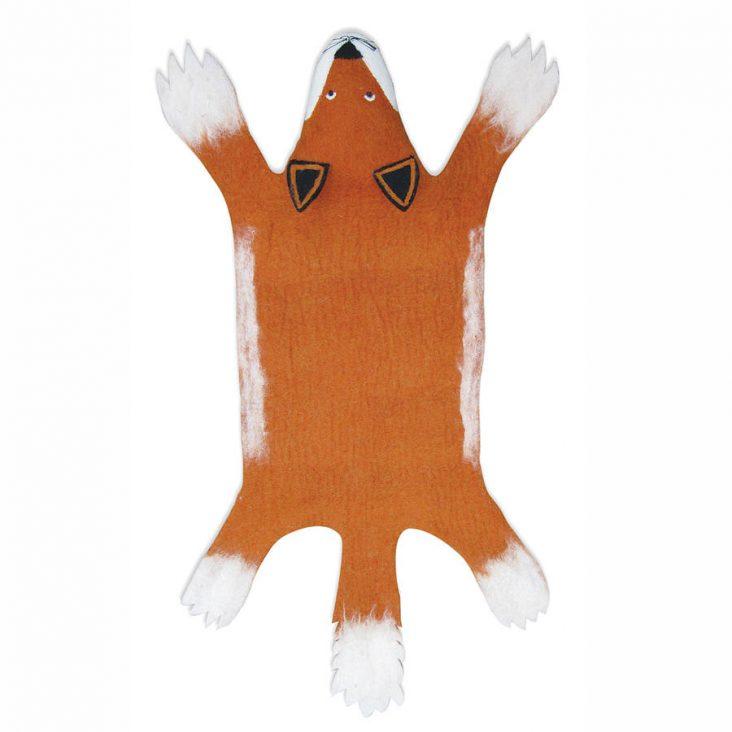 Sew Heart Felt Finlay Fox Rug